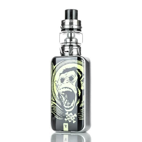 Vaporesso Luxe S elektromos cigaretta keszlet SKKR-S tankkal Green Ape