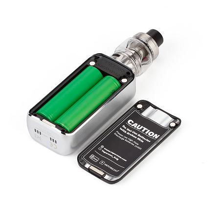 Vaporesso Luxe S elektromos cigaretta keszlet SKKR-S tankkal akkumulatorok