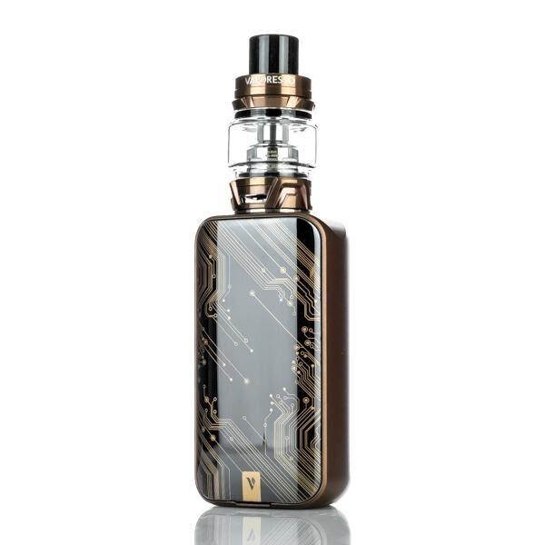 Vaporesso Luxe S elektromos cigaretta keszlet SKKR-S tankkal bronz