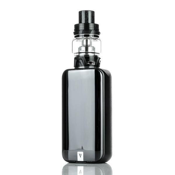Vaporesso Luxe S elektromos cigaretta keszlet SKKR-S tankkal fekete