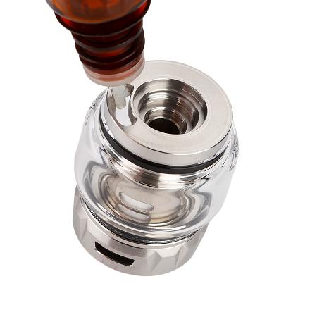 Vaporesso Luxe S elektromos cigaretta keszlet SKKR-S tankkal liquid toltes