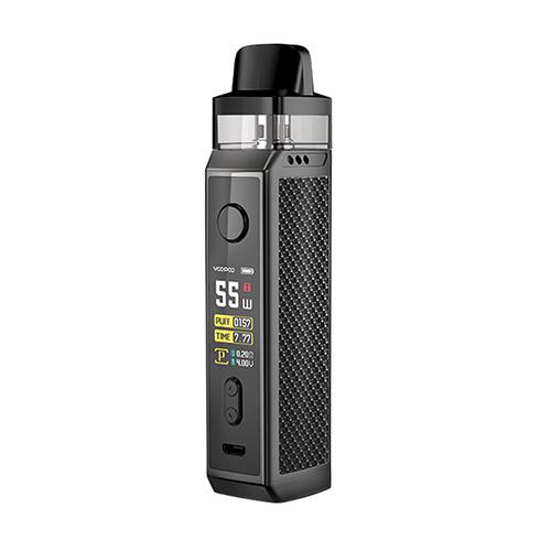 Voopoo Vinci X 70W elektromos cigaretta pod keszlet szinek carbon fiber