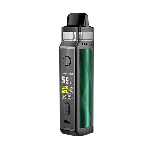 Voopoo Vinci X 70W elektromos cigaretta pod keszlet szinek dazzling green