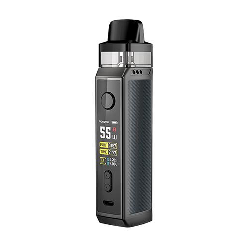 Voopoo Vinci X 70W elektromos cigaretta pod keszlet szinek space grey