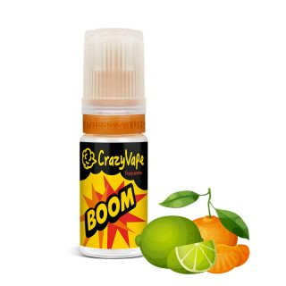 CrazyVape BOOM aroma citruszfelek