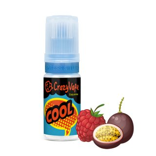 CrazyVape COOL aroma hus szeder