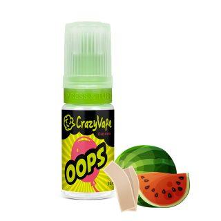 CrazyVape OOPS aroma dinnyes ragogumi