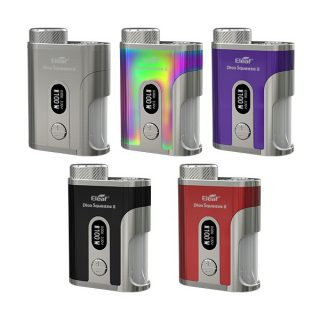 Eleaf Pico Sqeeze 2 100W TC Squonk box mod szinek