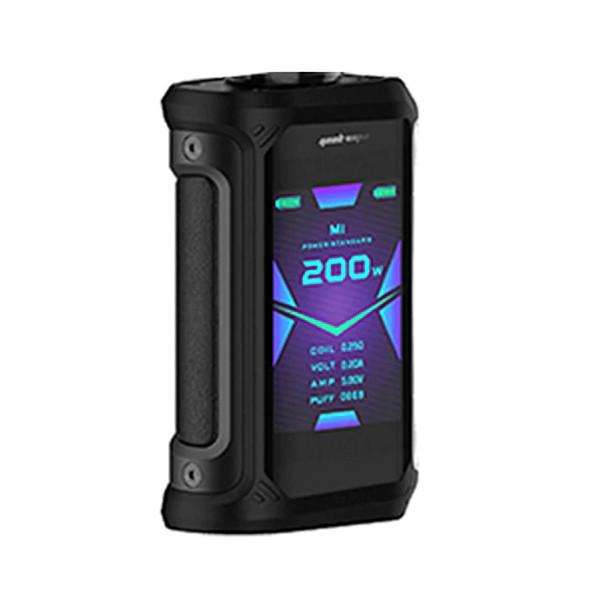 GeekVape Aegis X 200W TC box mod fekete