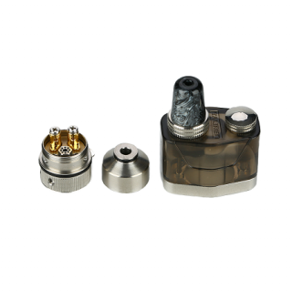 Thunderhead Creations Tauren X-Pod RBA pot cartridge