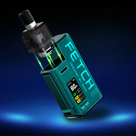 Smok Fetch Pro elektromos cigaretta keszlet cartridge