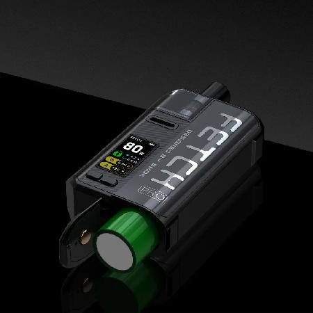 Smok Fetch Pro elektromos cigaretta keszlet cserelheto akkumulator