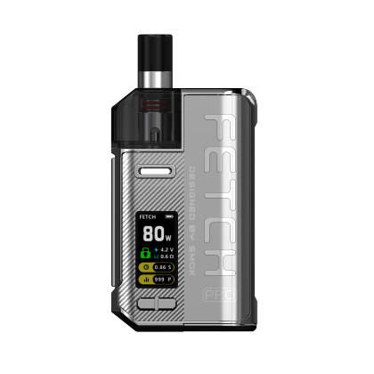 Smok Fetch Pro elektromos cigaretta keszlet szinek ezust