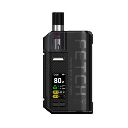 Smok Fetch Pro elektromos cigaretta keszlet szinek fekete