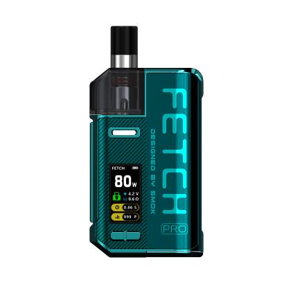 Smok Fetch Pro elektromos cigaretta keszlet szinek zold