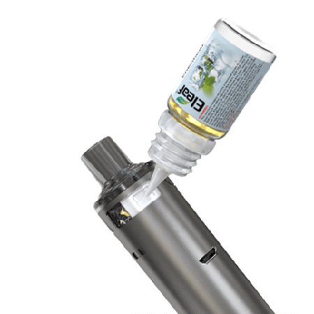 Eleaf Ijust AIO elektromos cigaretta keszlet liquid toltes