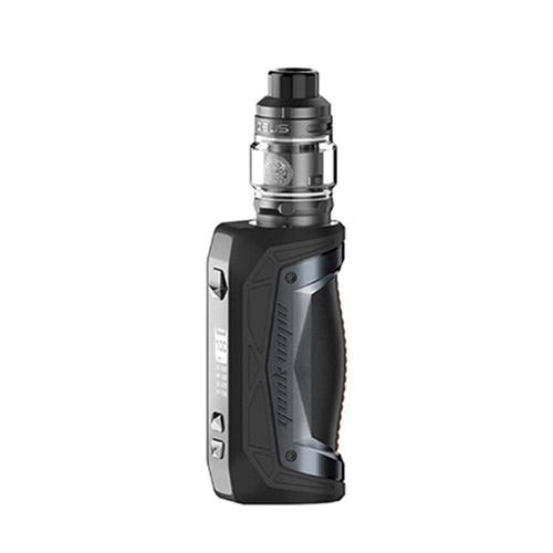 GeekVape Aegis Max 100W 21700 + Zeus sada Elektromos cigaretta készlet black Tung