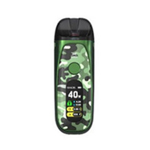 SMOK POZZ X elektromos cigaretta keszlet Zöld camo