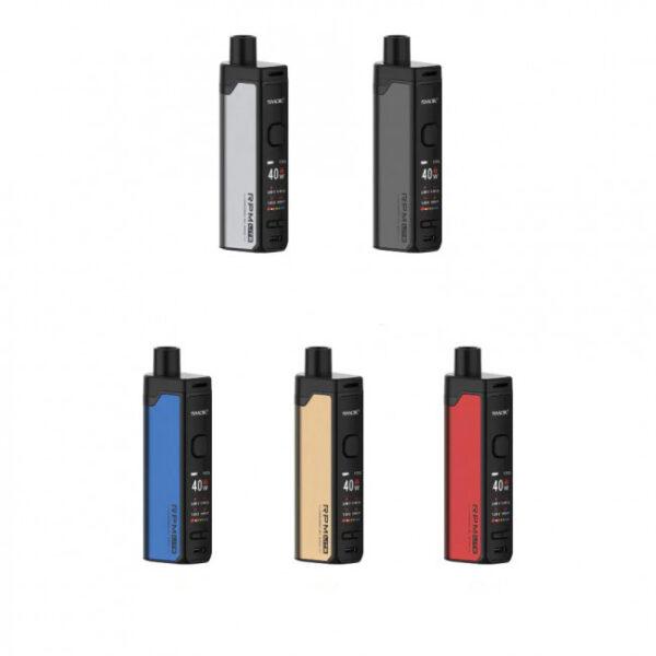 SMOK RPM Lite elektromos cigaretta készlet cimkep