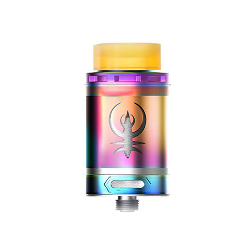 Smokjoy Kaiser RTA elektromos cigaretta tank szivarvany
