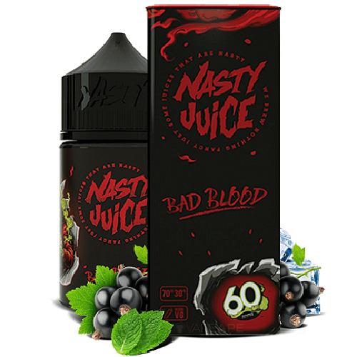 nasty juice bad blood shake and vape