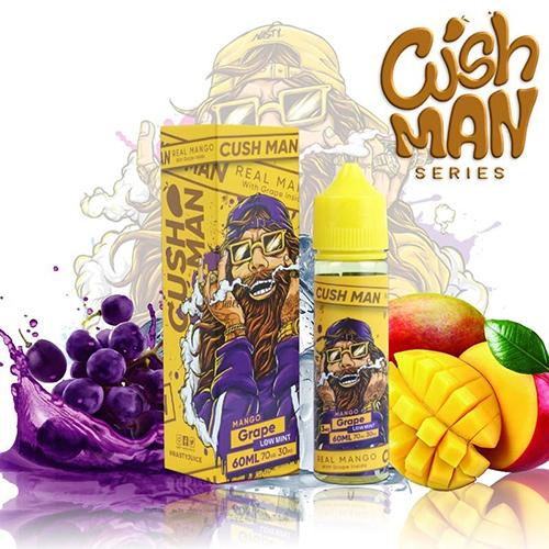 nasty juice cushman grape shake and vape