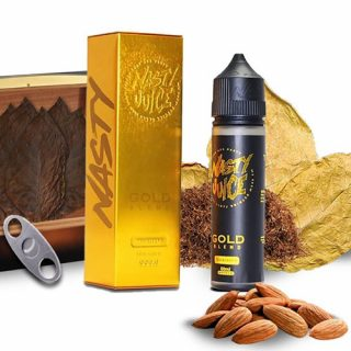 nasty juice gold shake and vape