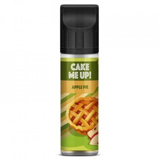 Cake Me Up -Apple Pie shake and vape