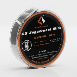 GeekVape SS Juggernaut Wire, 3m