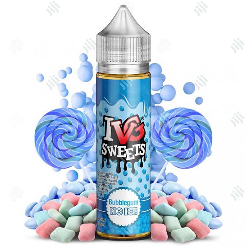 IVG Bubblegum shake and vape