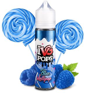 IVG Pops Blue Pop shake and vape