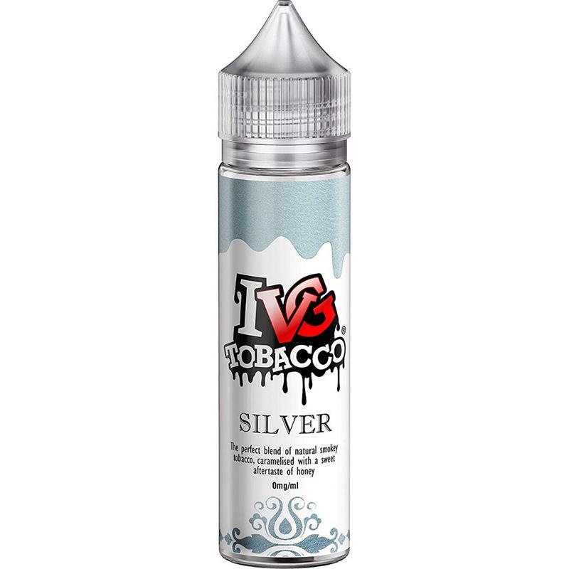 IVG Tobacco Silver shake and vape