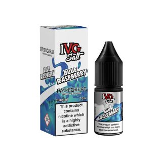 IVg salt Blue Raspberry