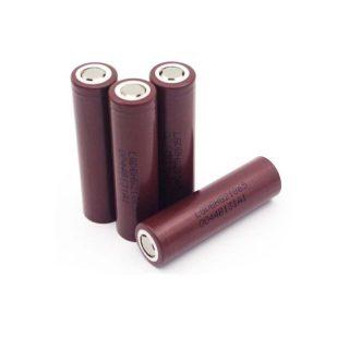 LG HG2 18650 akkumlátor