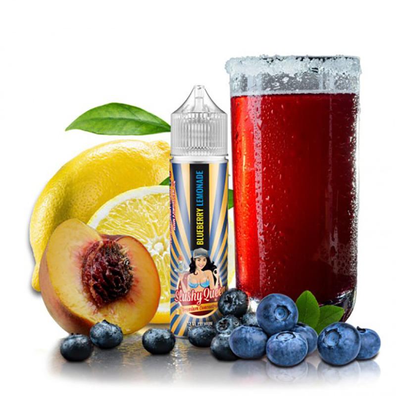 Slushy Queen - PJ Empire blueberry lemonade