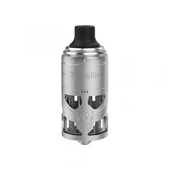 Vapefly Brunhilde MTL RTA eleltromos cigaretta tank ezüst
