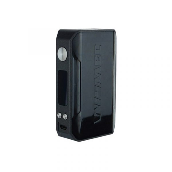 WISMEC SINUOUS V200 200W TC elektromos cigaratta mod fekete