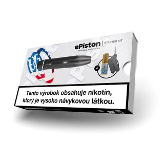 ePiston + Dreamix American Tobacco
