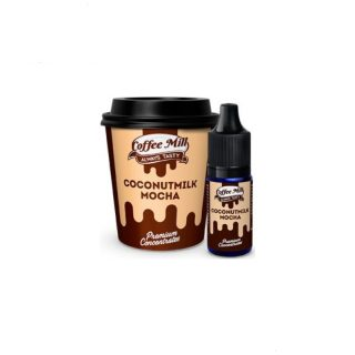 COffe mill Coconutmilk Mocha