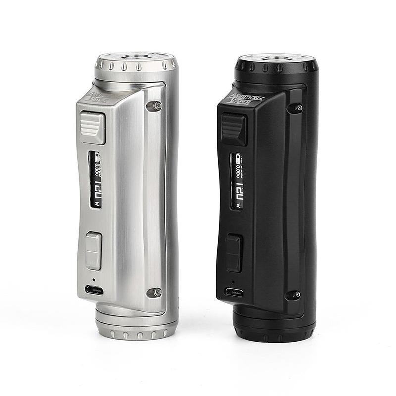 Ehpro Cold Steel 100 120W TC Box elektromos cigaretta mod cimkep