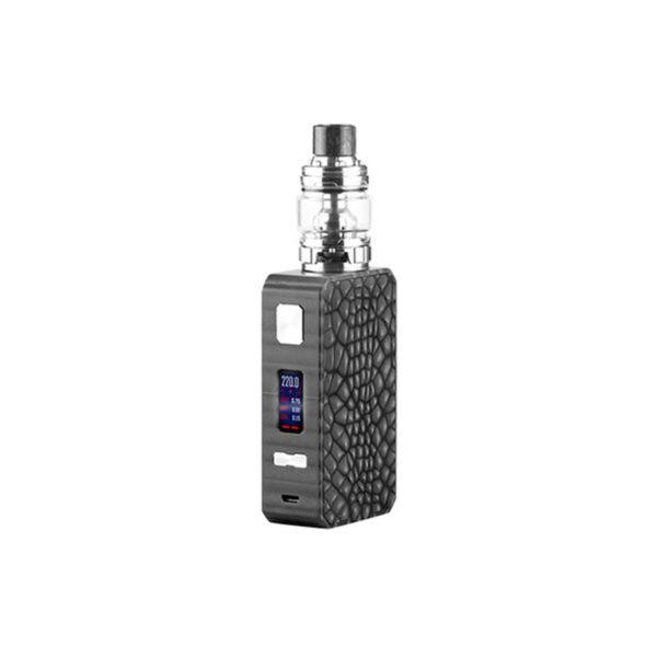 Eleaf Saurobox 220W TC ello duro elektromos cigaretta készlet fekete