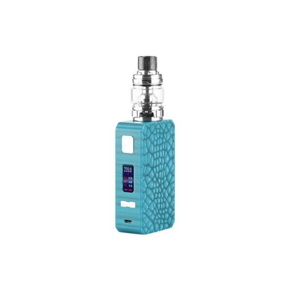 Eleaf Saurobox 220W TC ello duro elektromos cigaretta készlet kék