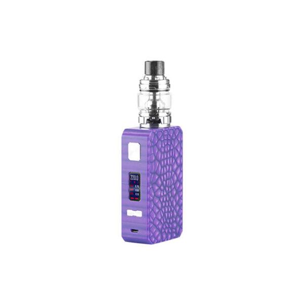 Eleaf Saurobox 220W TC ello duro elektromos cigaretta készlet lila