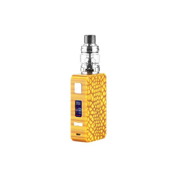 Eleaf Saurobox 220W TC ello duro elektromos cigaretta készlet narancs