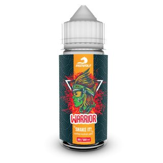 Red wolf Warrior shake and vape