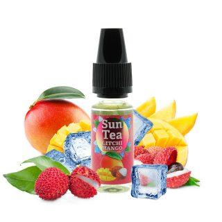 sun tea mango licsi