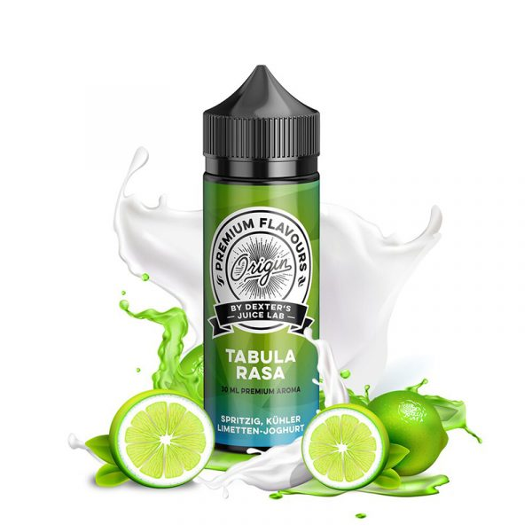 Dexter´s Juice Lab - Origin - Tabula Rasa
