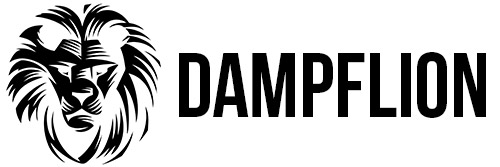 Dampflion logo