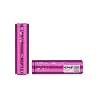 Batéria Efest IMR 20700 - 3100mAh 30A