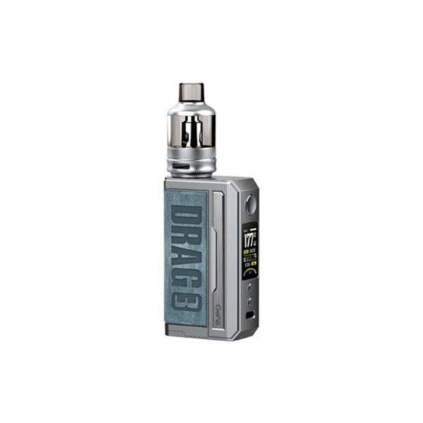 VOOPOO Drag 3 elektromos cigaretta készlet Prussian blue